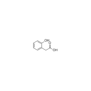 2-Hydroxyphenylacetic acid [CAS 614-75-5]