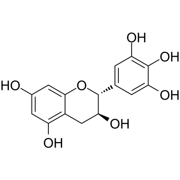 (+)-Gallocatechin [CAS 970-73-0]